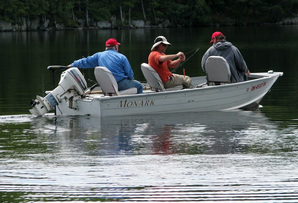 Join A Local Fishing Club